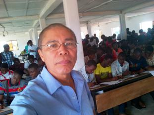 At Classroom